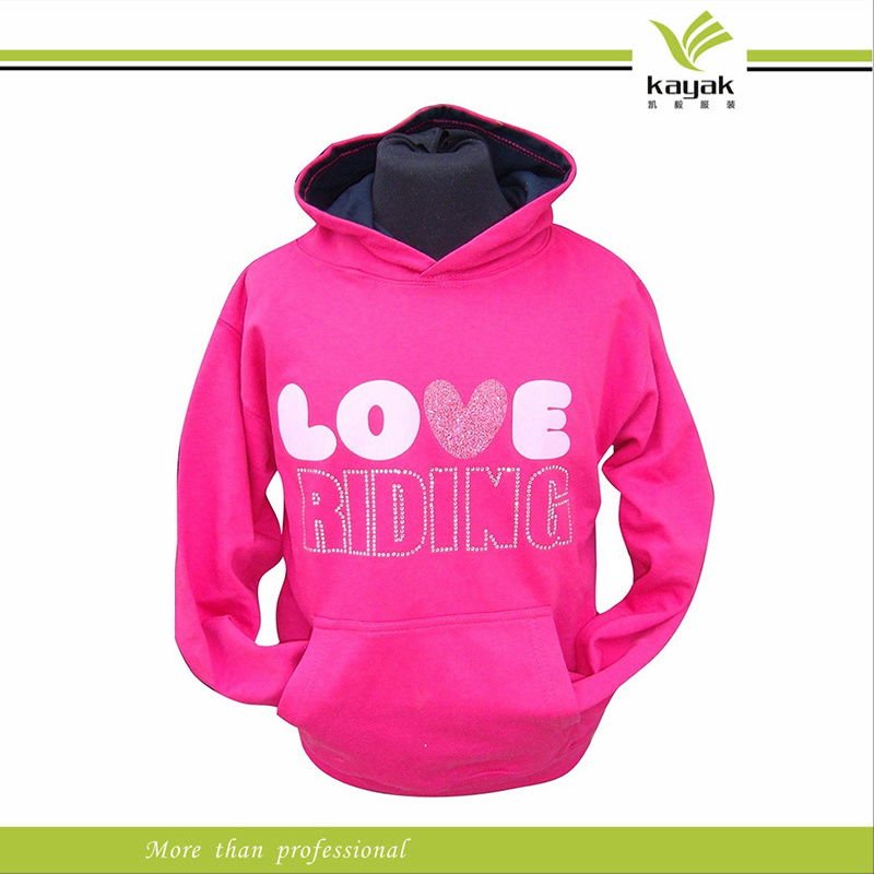 China Custom Fashion Design Printed Logo Zipper-up Hoodies Sweatshirt