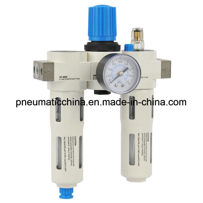 Pneumatic Frl Air Treatment Units Air Filters