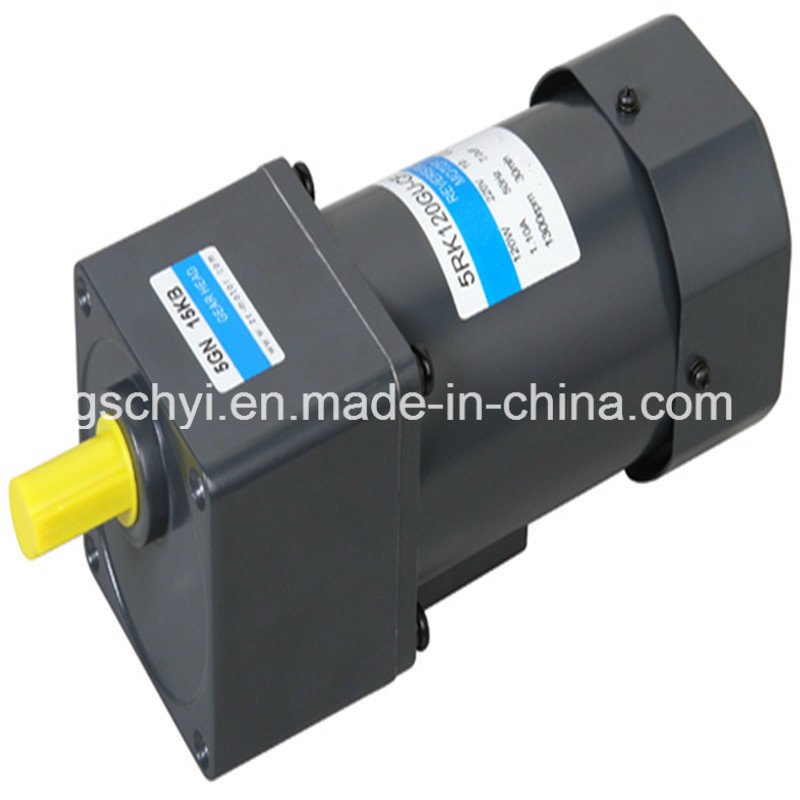 GS High Efficient 120W 90mm AC Induction Synchronous Motor