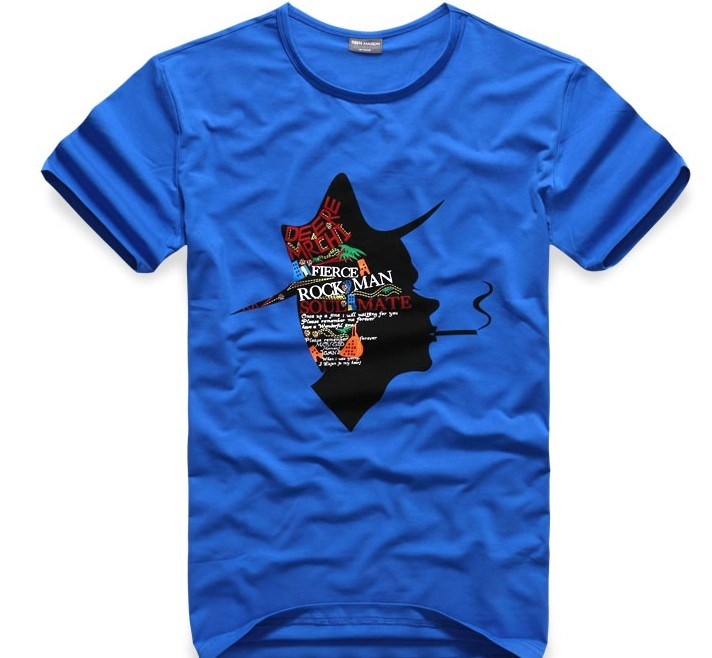 China sublimation transfer printing t shirt china T shirt printing china