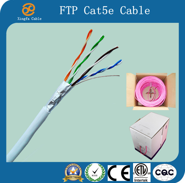 Xingfa 2013 Hot Sale Cat5e LAN Cable with RoHS