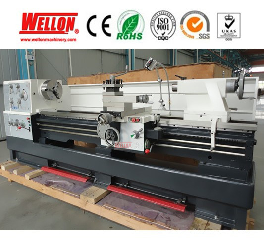 Precision Gap-Bed Lathe Machine (conventional lathe CQ6280 C6280)