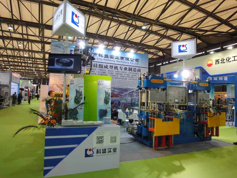 Full Automatic, Fast Speed high Precision Rubber and Silicone Vacuum Machine