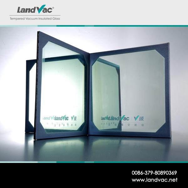 Landvac Factory Environmental Energy Saving Low-E Vacuum Insulated Glass Price