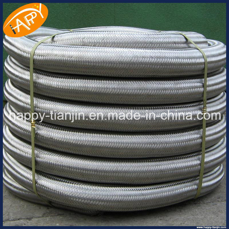 Male Female Fittings/ Flanges/ Camlock Couplings Assembled Stainless Steel Flexible Metal Hose