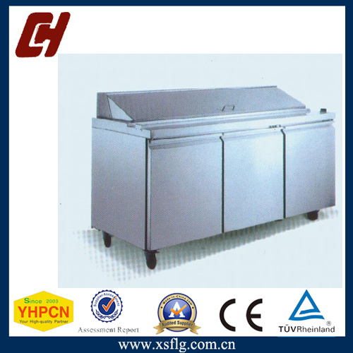 Special Pizza Work Table Refrigerated Cooler
