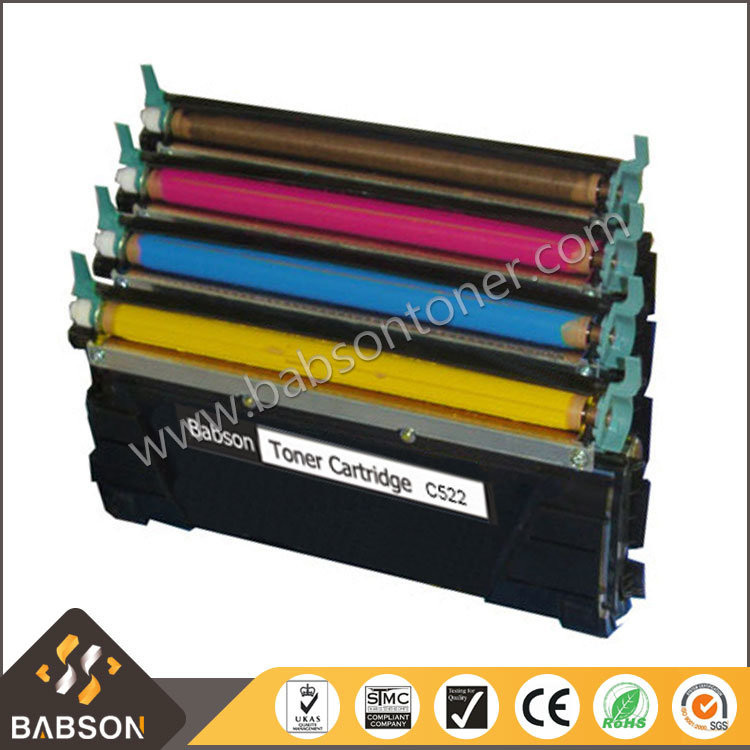 High Yeild Compatible C5200CS Color Toner Cartridge for Lexmark