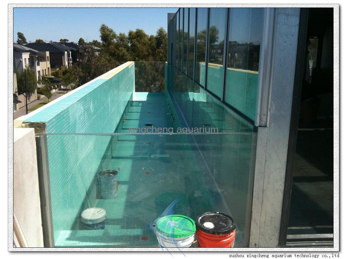 China acrylic sheet for swimming pool photos pictures for Latest swimming pool