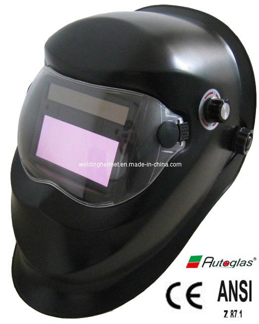 New Design 98*60mm Auto-Darkening Welding Helmet (W1190TF)
