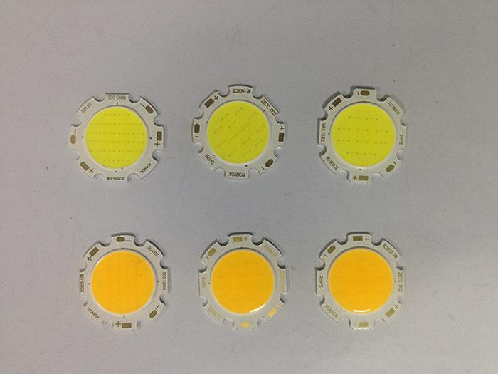 1.6 Aluminum Based COB LED PCBA (HYY-189)
