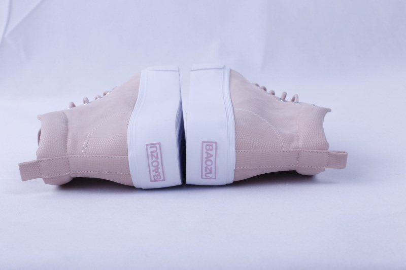 Vulcanized Shoes High Platform Rubber Outsole Bz1638