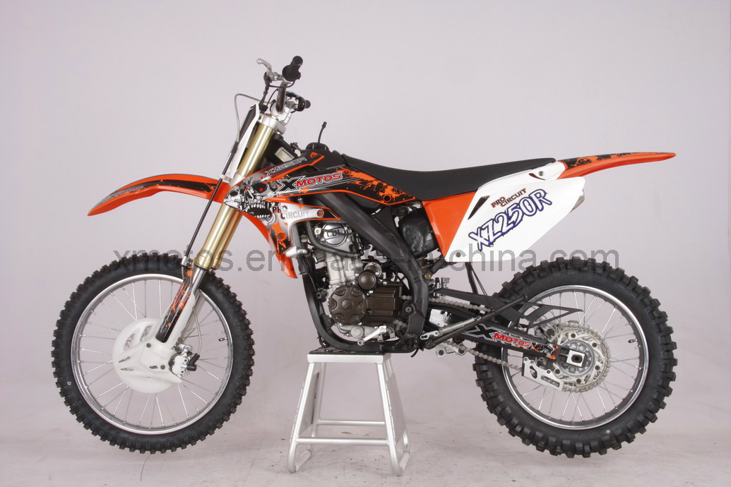 china dirt bike xz250r xb 37 250cc orange china 250cc dirt bike dirt bike. Black Bedroom Furniture Sets. Home Design Ideas