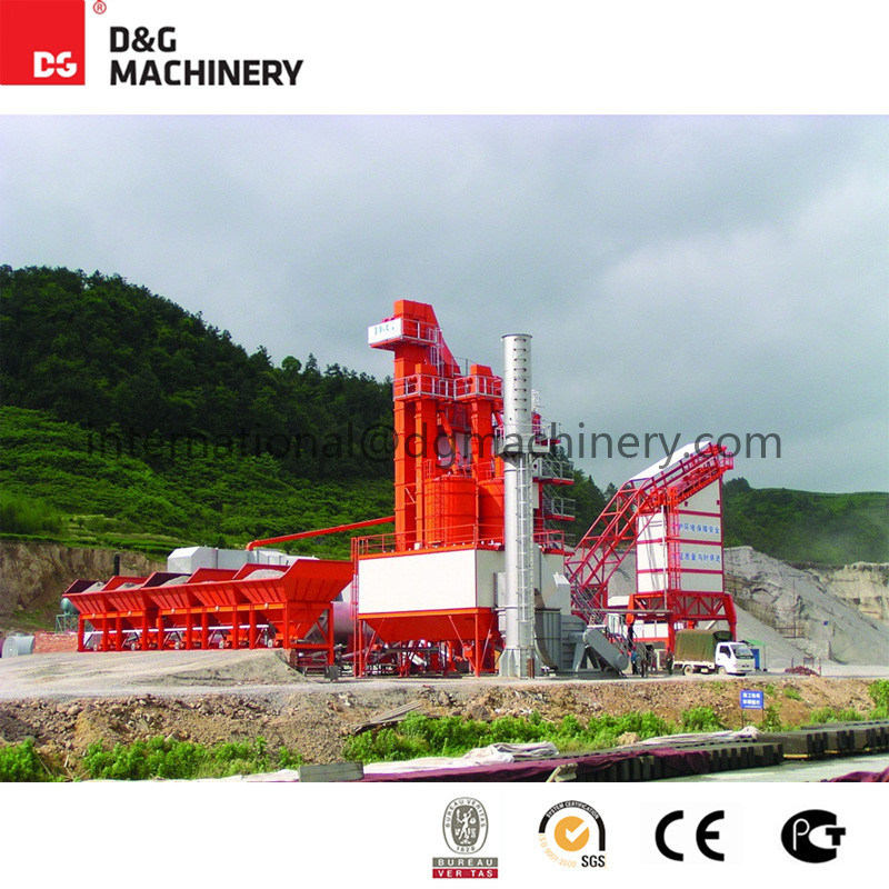 140 T/H Hot Mix Asphalt Mixing Plant / Asphalt Plant for Road Construction / Asphalt Plant for Sale