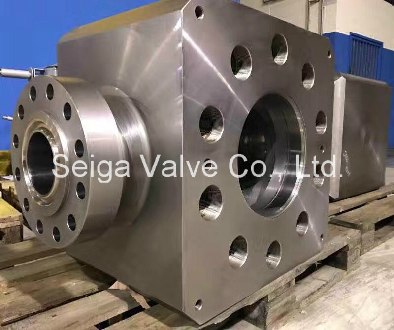 Fire Proof Forged Steel Ball Valve
