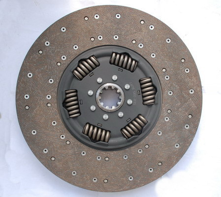 Clutch Disc Plate (1878 080 035) for Man / Daf / Volvo / Benz Truck