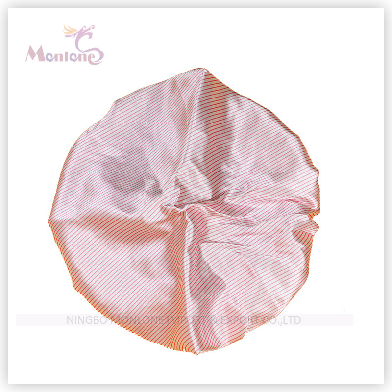 Satin Women Shower Hair Cap
