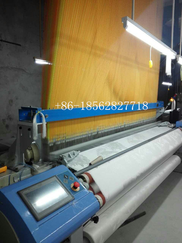 Zax Loom Textile Machinery Air Jet Loom with High Speed