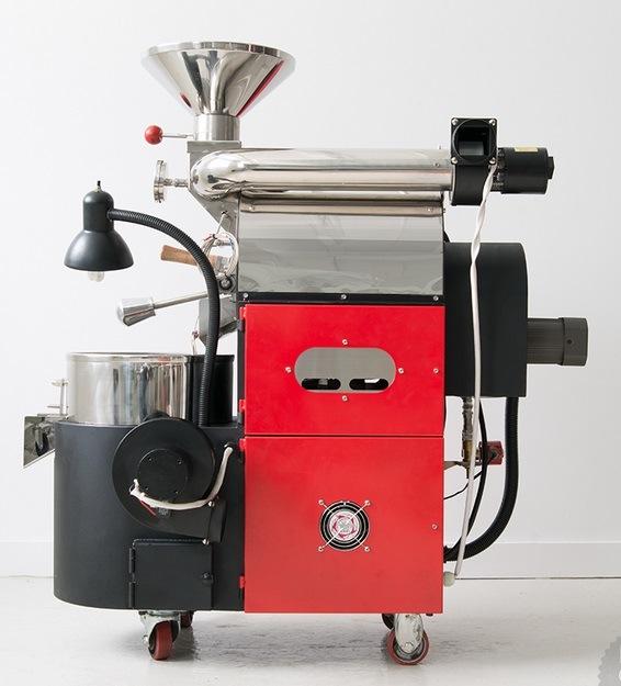 2kg Gas Coffee Roaster/4.4lb Coffee Roaster/2kg Coffee Roasting Machine