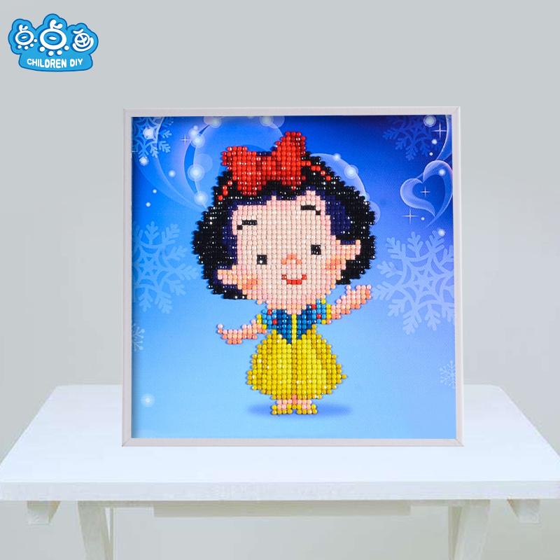 Factory Direct Wholesale Corss Stitch DIY Diamond Painting T-010