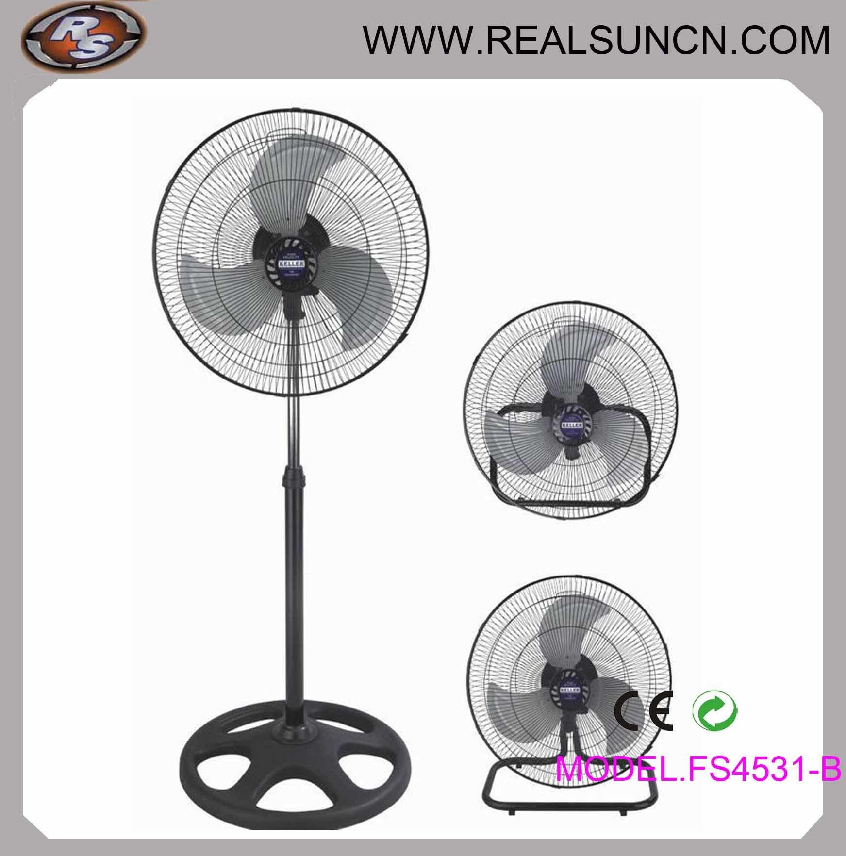 18inch Industrial 3 in 1 Fan-Stand Table Fan, Wall Fan 3 in 1-Competitive Price