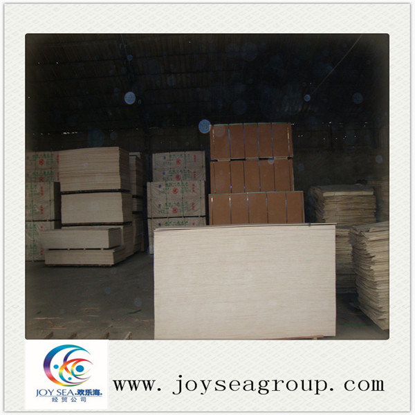 Multi-Size Melamine Plywood/ Fancy Commerical Plywood for Decoration