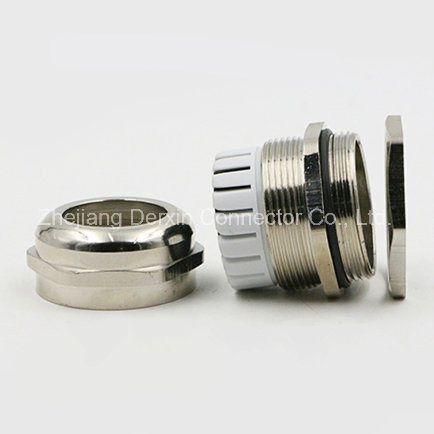 NPT1/4-NPT2 Direct Manufacturer Metal Cable Gland with All Sizes