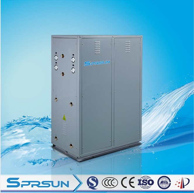 Water Source Heat Pump (CE, ISO9001, EN14511 test report by TUV)