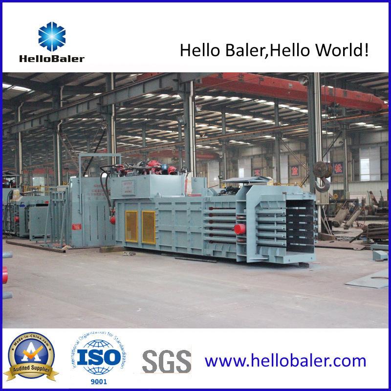Horizontal Automatic Baler Machine with Conveyor (HFA20-25)