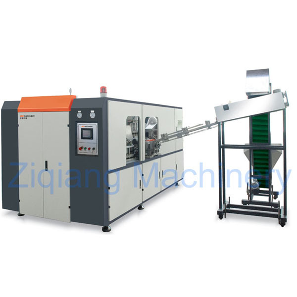 1.25 Liter, 1.5 Liter Plastic Carbonated Drink Bottle Blow Molding Machine