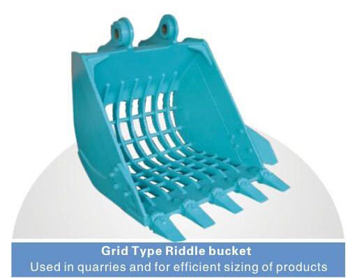 Brand New High Quality General Type Bucket for Sale
