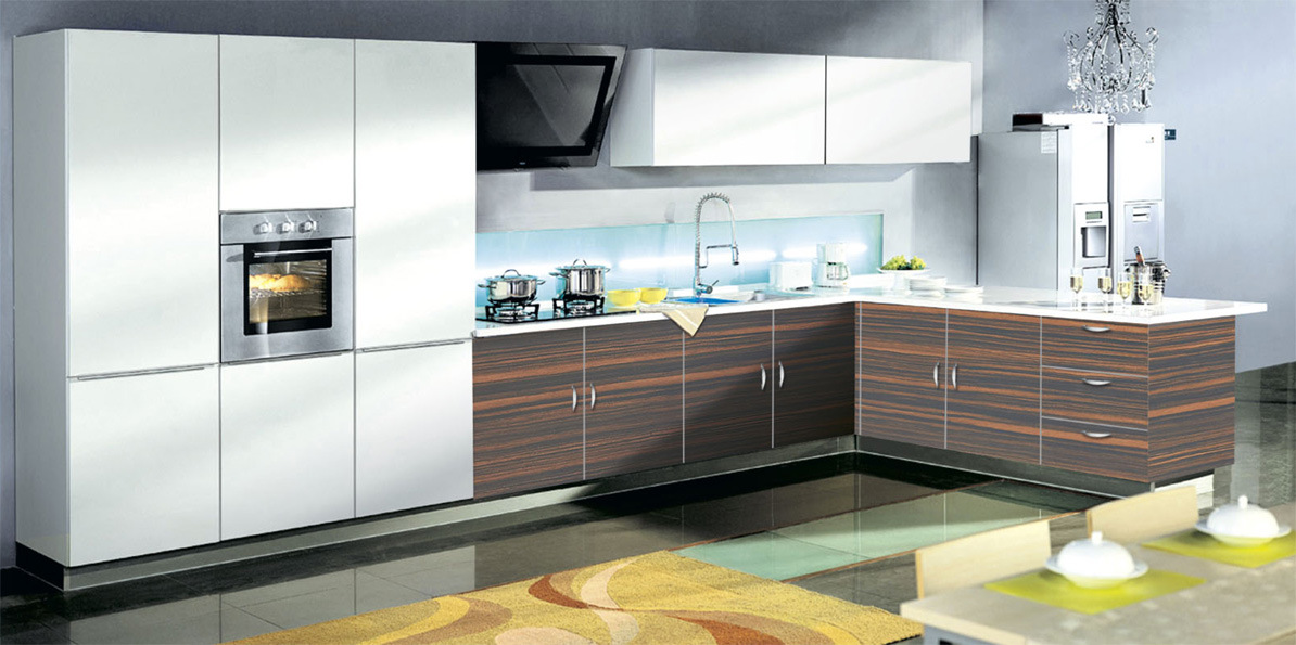Acrylic Crystal Kitchen Cabinet Acrylic Door Panel For Kitchen Cabinet