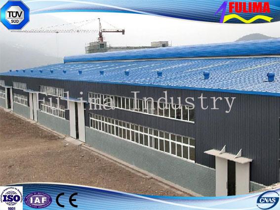 Steel Building/Prefabricated Building/Modular House for Workshop