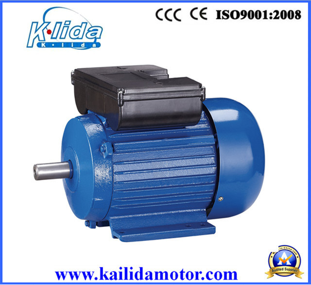 Yl Cast Iron Body Single Phase Two Capacitors AC Motors