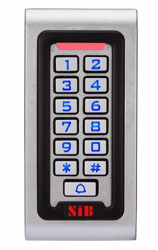 Standalone Metal Access Control Keypad with Competitive Price S601em