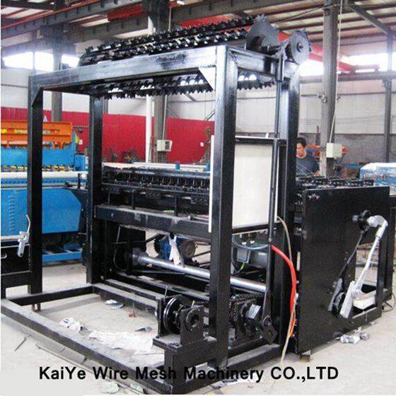 High Efficiency Automatic Field Fence Machine