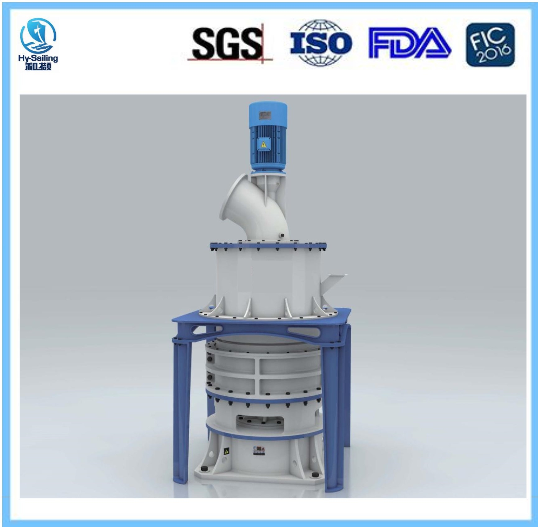 Calcium Carbonate Micro Powder Grinding Mill