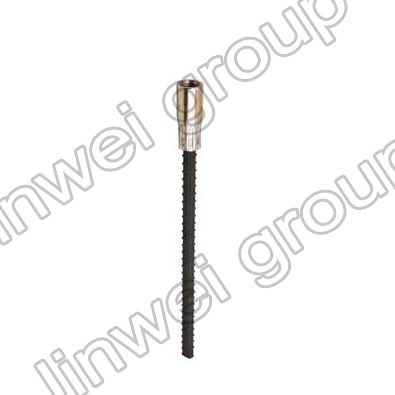 Long Wavy Tail Thread Lifting Socket in Precasting Concrete Accessories (Mrd18X235)