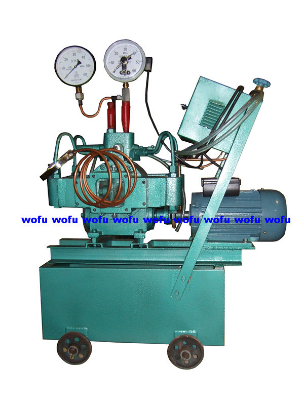 Sys Automatic Water Pressure Test Machine 400kg, Fire Fighting Equipment, Voltage 220V