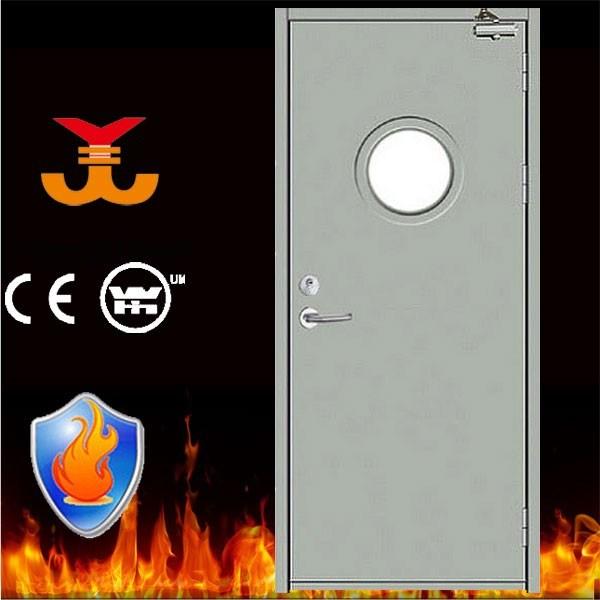 120mins BS Tested Fireproof Steel Door (JFD-707)