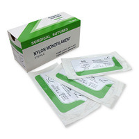 Disposable Surgical Suture Thread with Needles