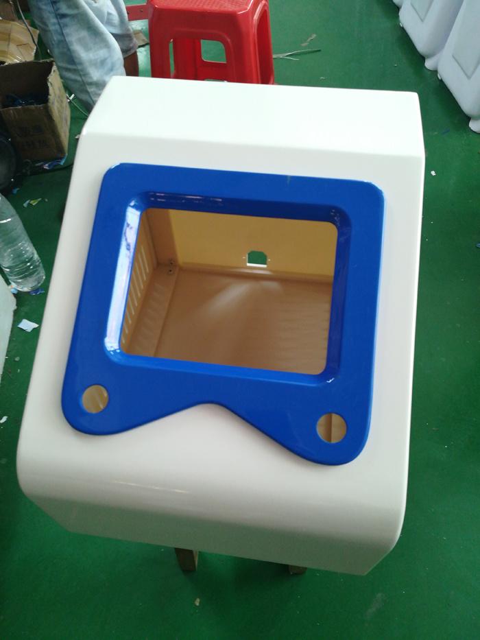 Portable 5 Cavitation RF Head 6pads 650nm Laser Beauty Equipment H-1004b