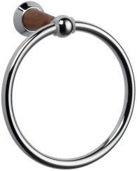High Quality & New Design Bathroom Zinc Towel Ring (JN11432)