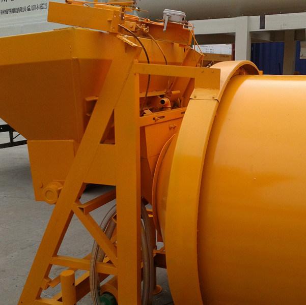 350L Portable Concrete Mixer