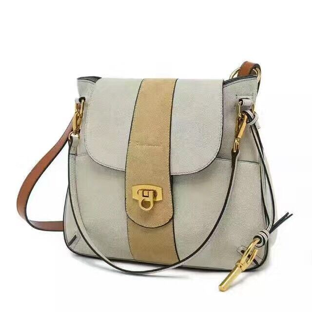 New Designer Leather Lady Cross Body Bag