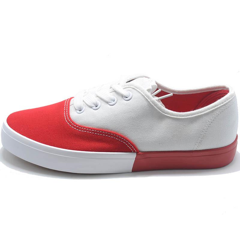 New Design Canvans Shoes Women Lady Students Sport Shoes Footwear
