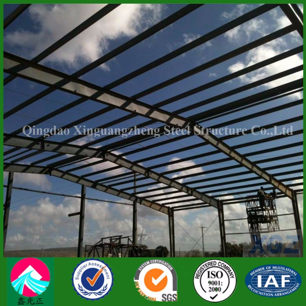 Pre-Engineered Steel Structures for Worksop (XGZ-A029)
