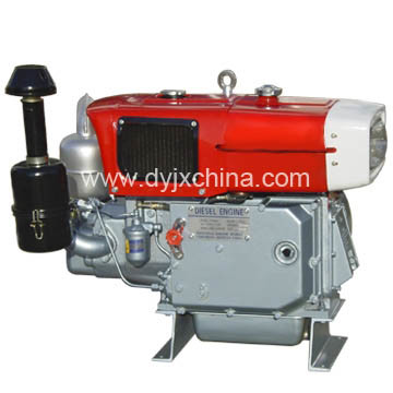 China Engine, Diesel Power, Single Cylinder Diesel Engine & Low Pirce Engine (S195)