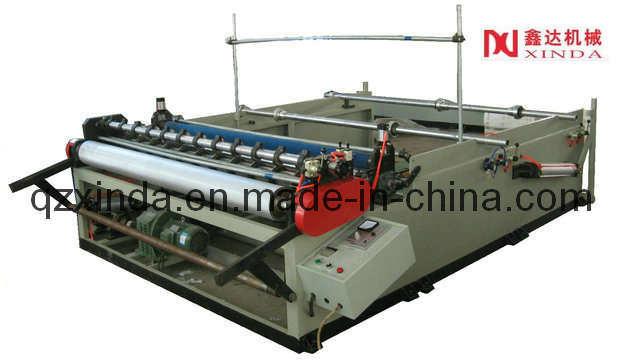 Bobbin Paper Slitting and Rewinding Machine Series (CIL-WW)