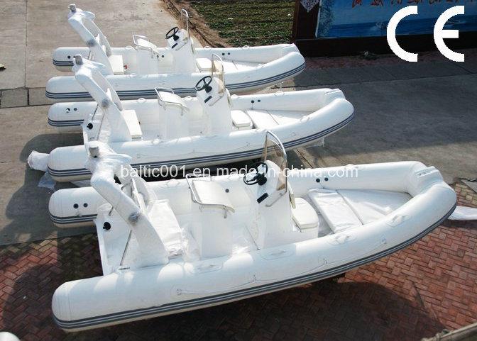 Rib560 Rib Fiberglass Fishing Boat
