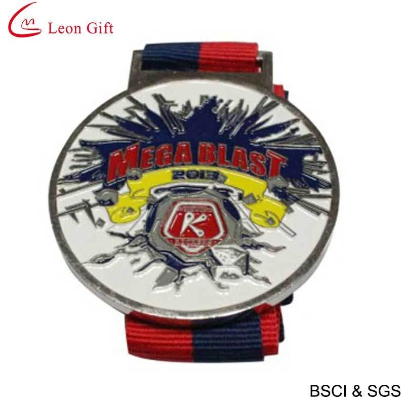Wholesale Printed Football Medal (LM10050)